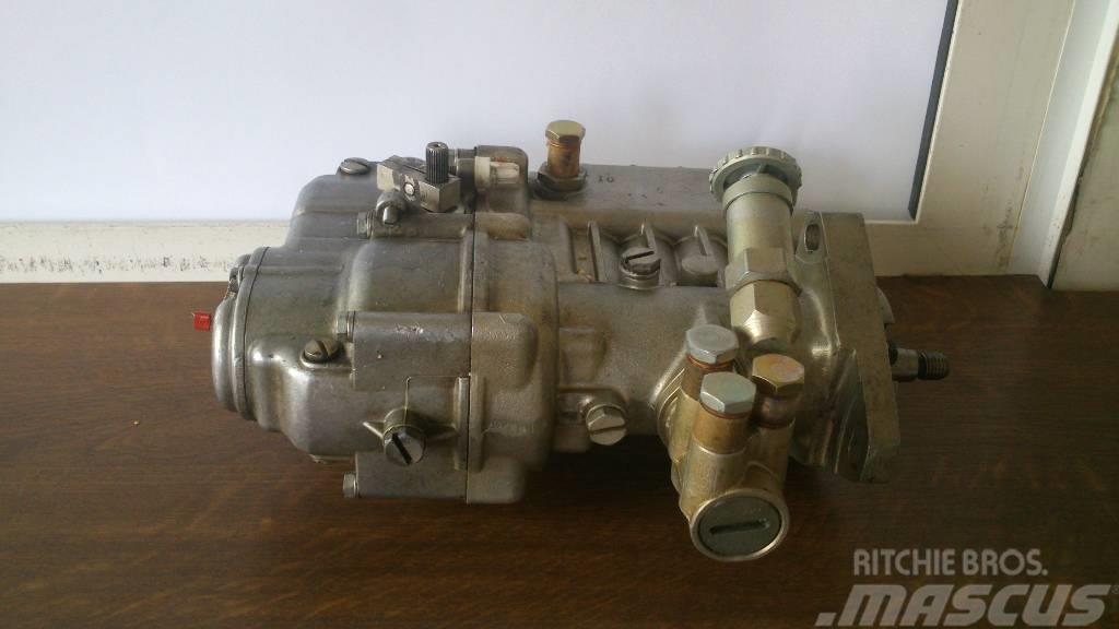 Stavostroj walec - pompa wtryskowa