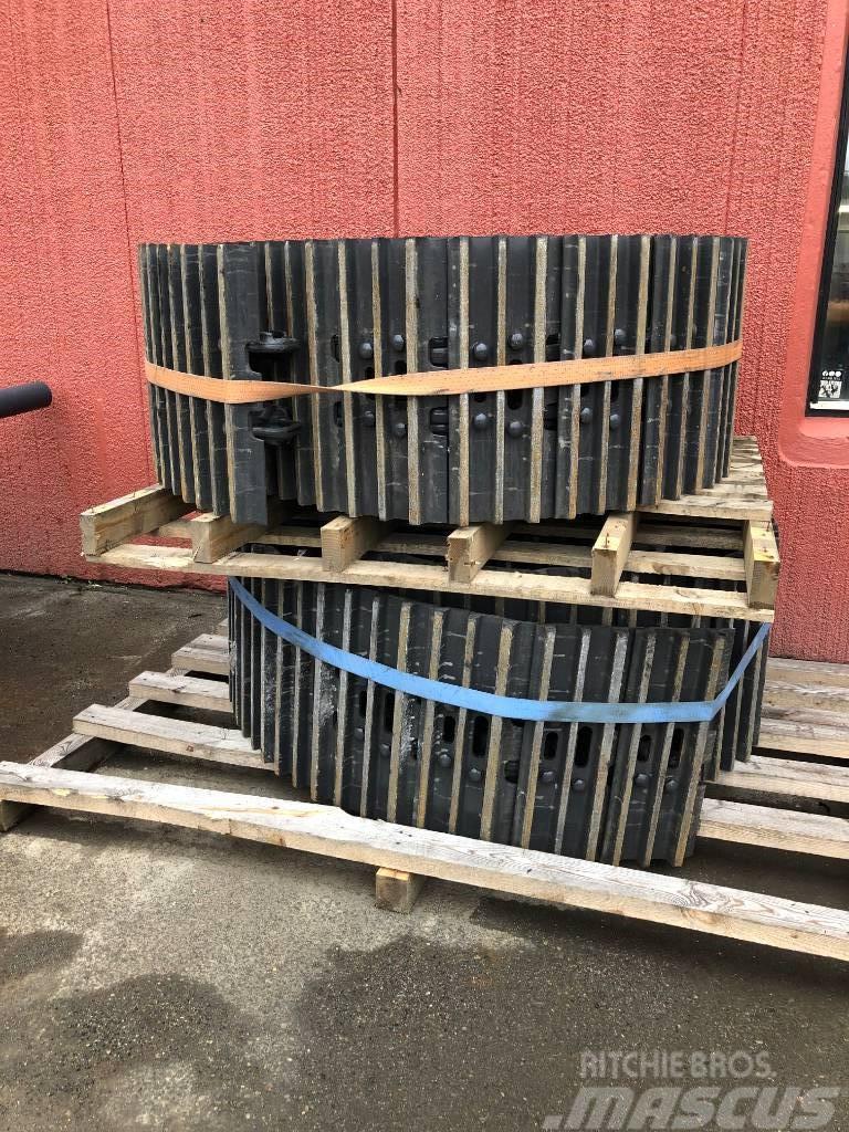 CASE CX370 stålbelter