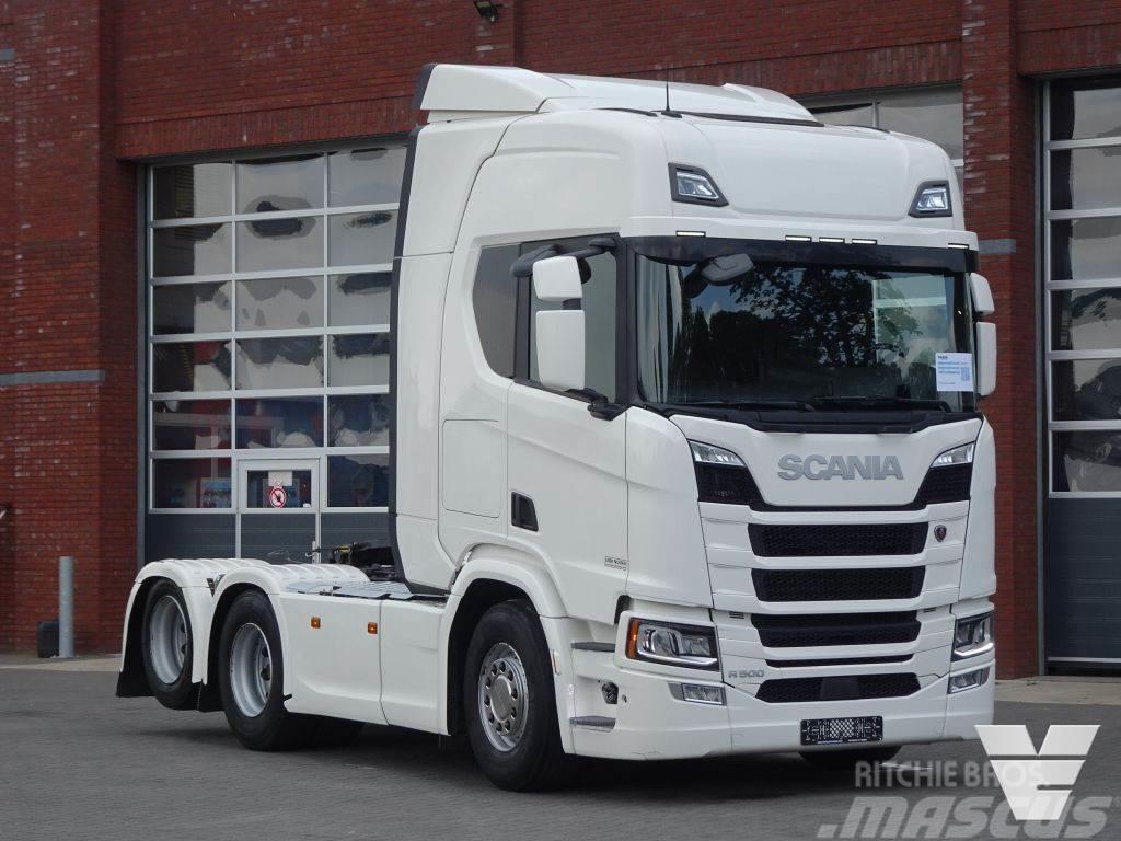 Scania R500 NGS R500 6x2 Highline - Full air - Retarder -