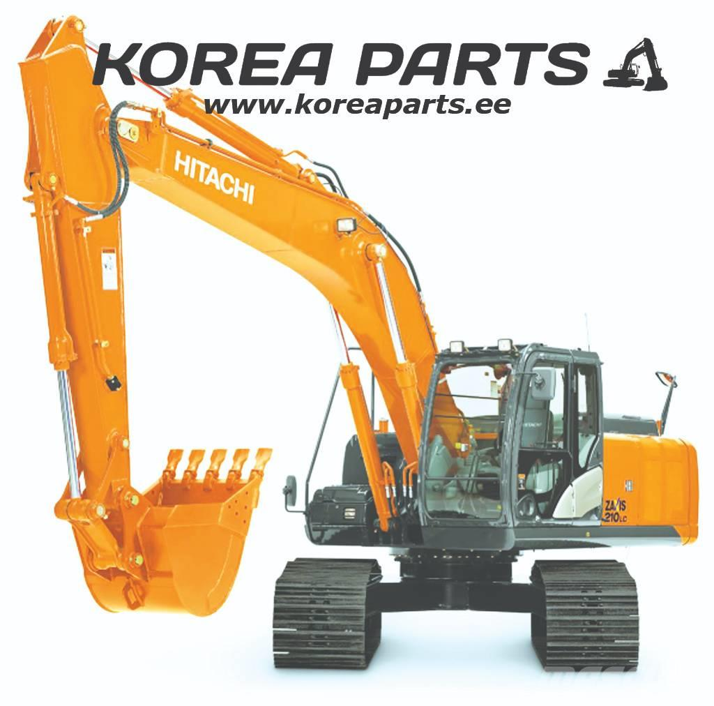 Hitachi SPARE PARTS (CONSTRUCTION & EARTHMOVING EQUIPMENT)