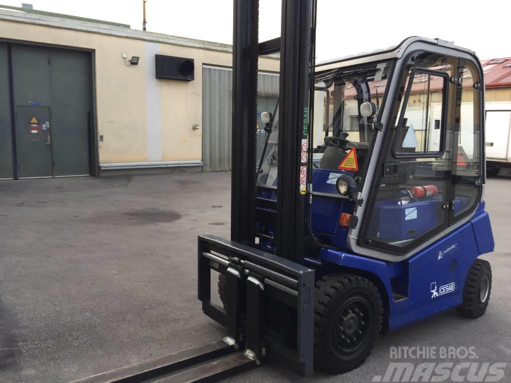 Cesab MAK 450 4,5 tons eltruck 5 M/LH