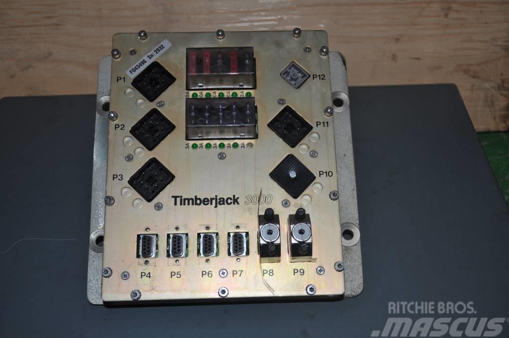Timberjack 1270B F043496 moduł PSU