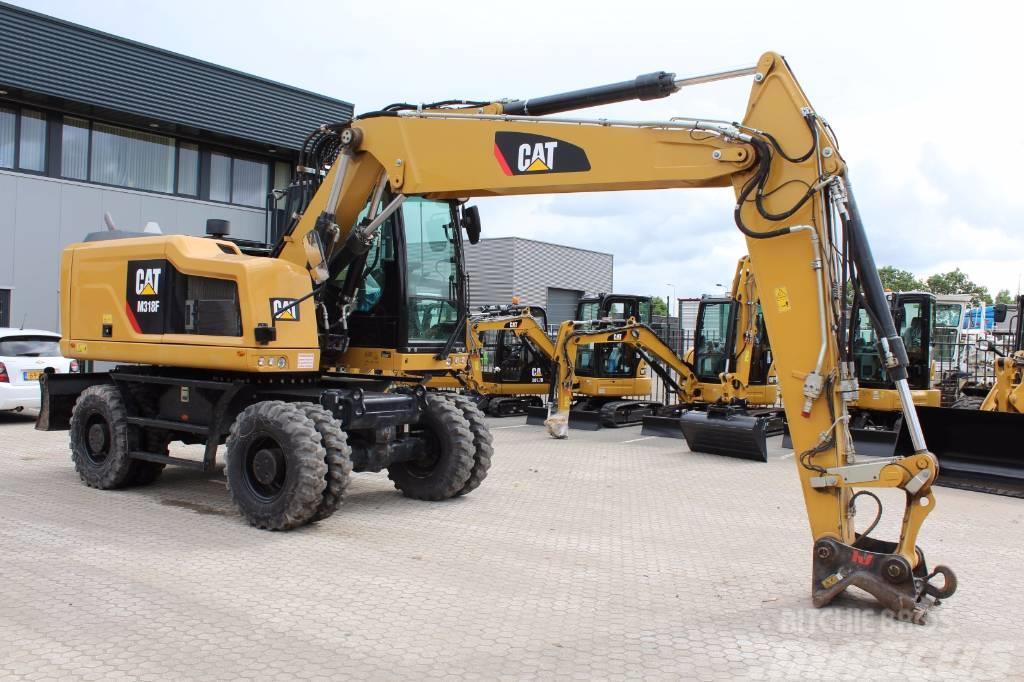Caterpillar M 318 F