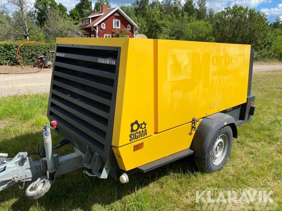 Klaravik Auktioner | Dammsugare och kompressor