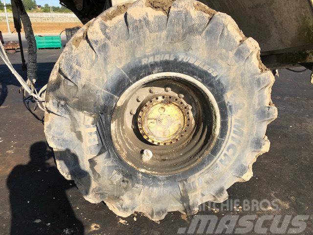 Michelin 750/65R26 KOŁO DO STABILIZATORA