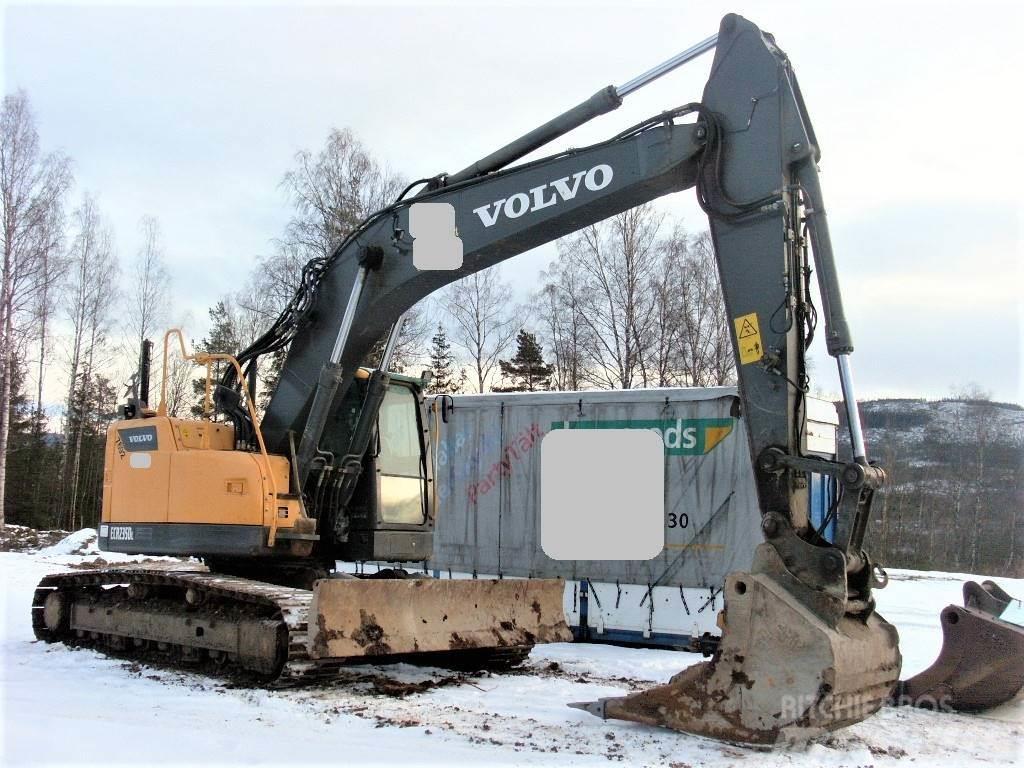 Volvo ECR235 DL