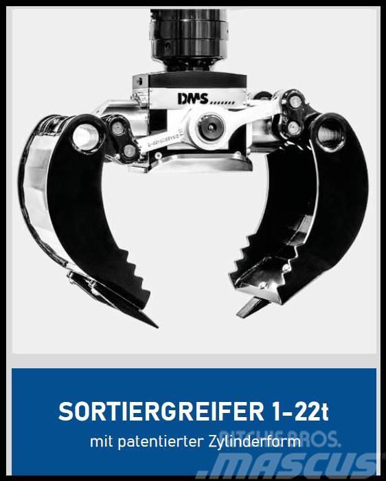 DMS Sortiergreifer SG3535