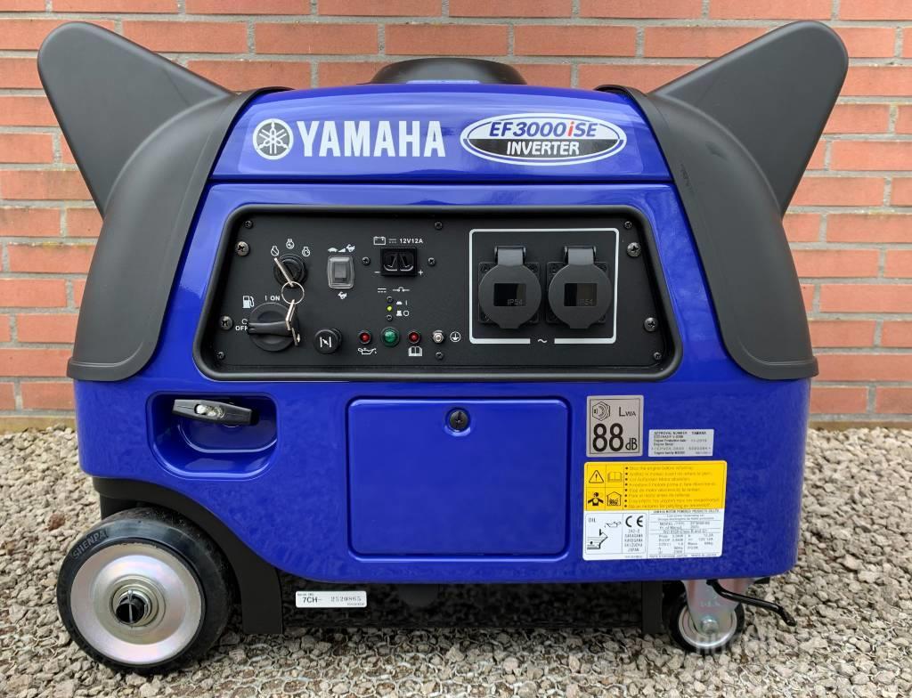 Yamaha EF3000iSE inverter Aggregaat 3 Kva