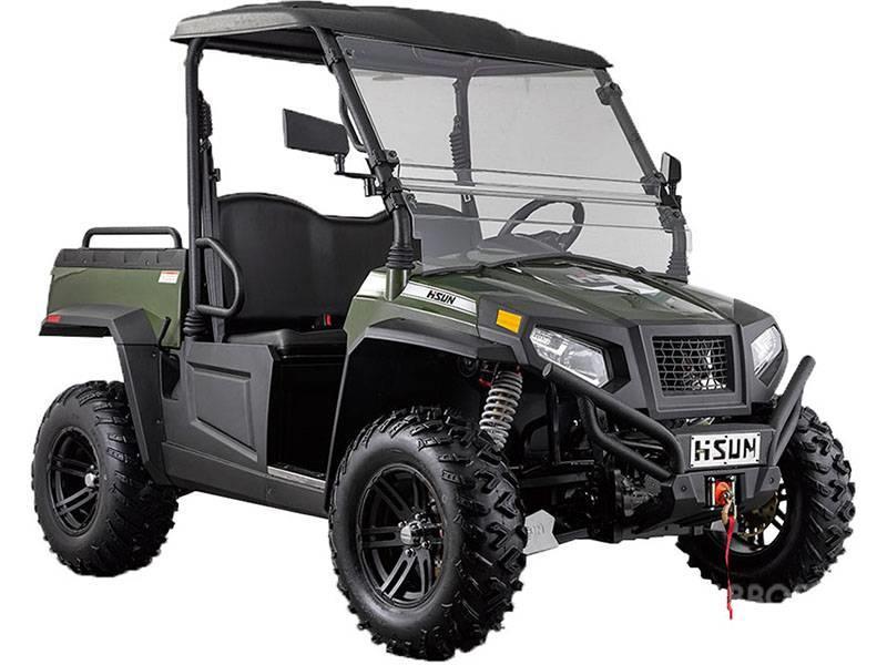 Hisun Vector E1 4WD UTV