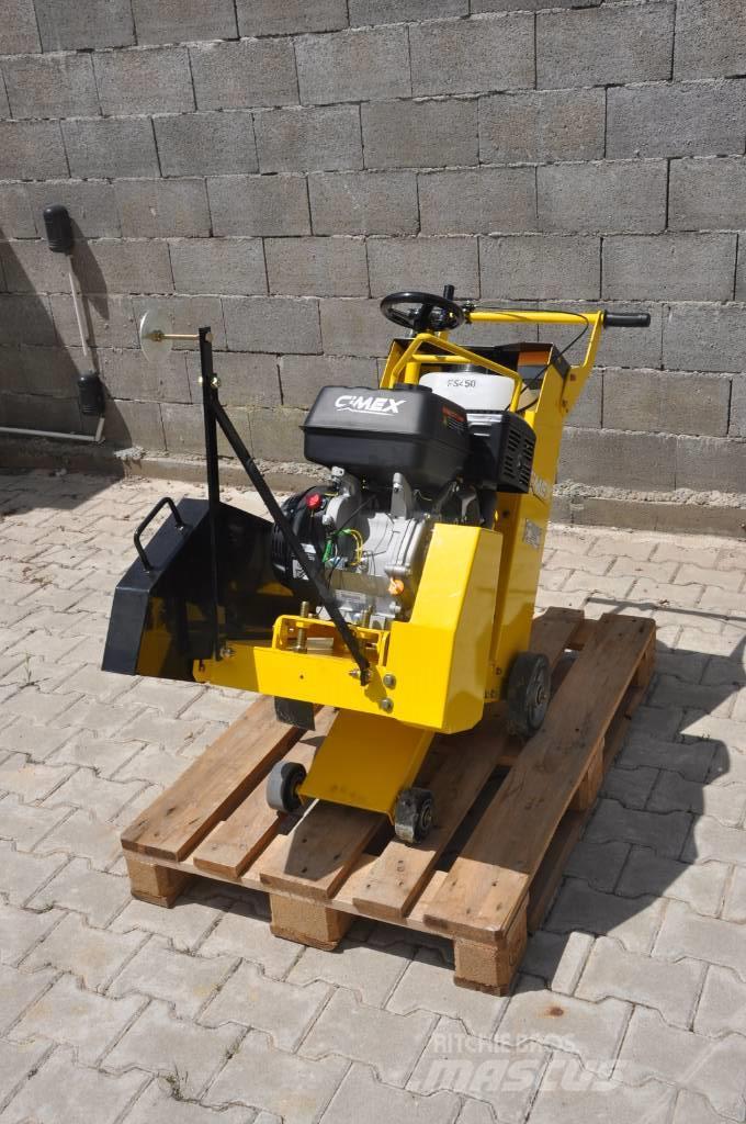 [Other] Concrete Saw / Asphalt Cutter CIMEX FS450