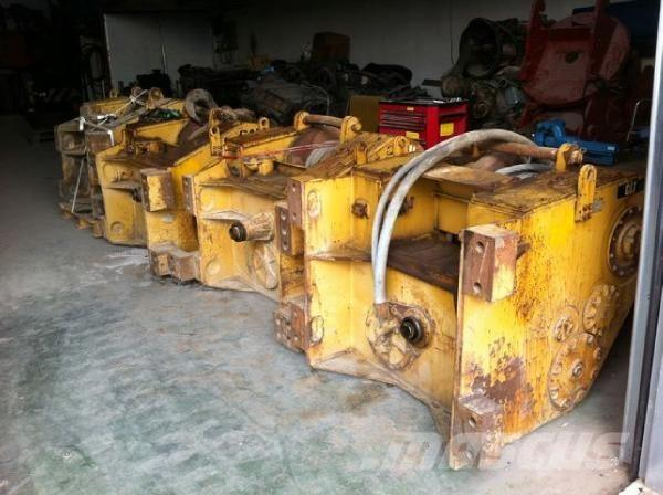 CATERPILLAR 58PS & 58N winches