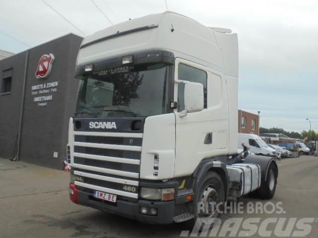Scania 144 460 460 topline manual retarder