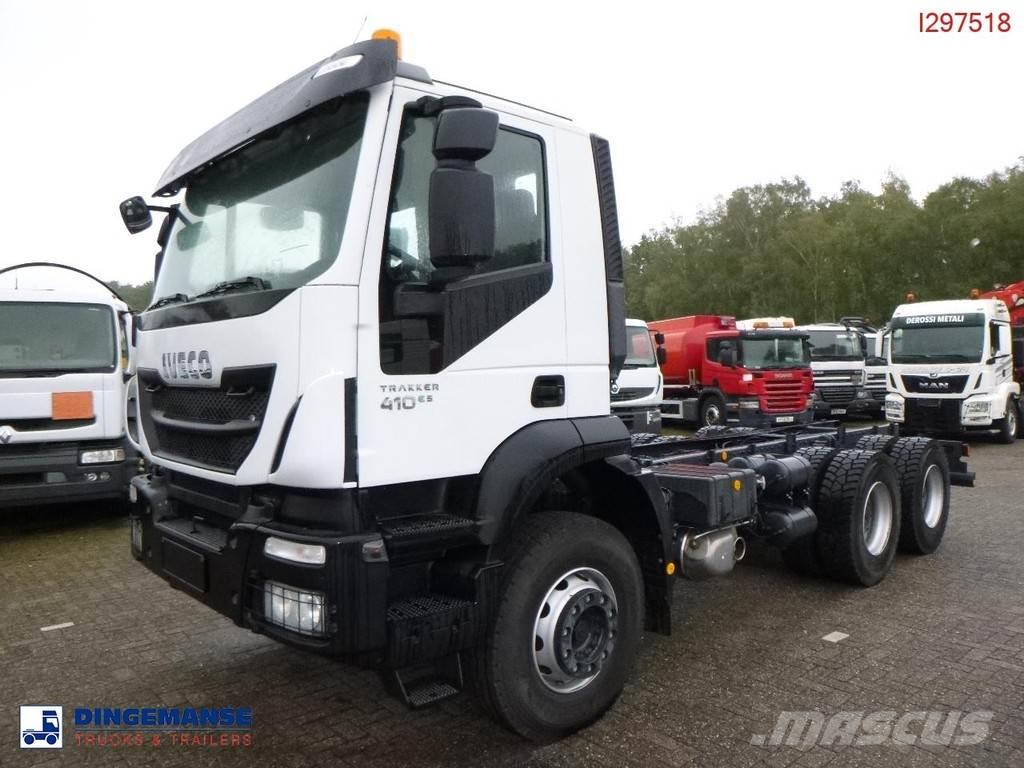 Iveco Trakker AD380T41 Euro 5 6x4 chassis / NEW/UNUSED