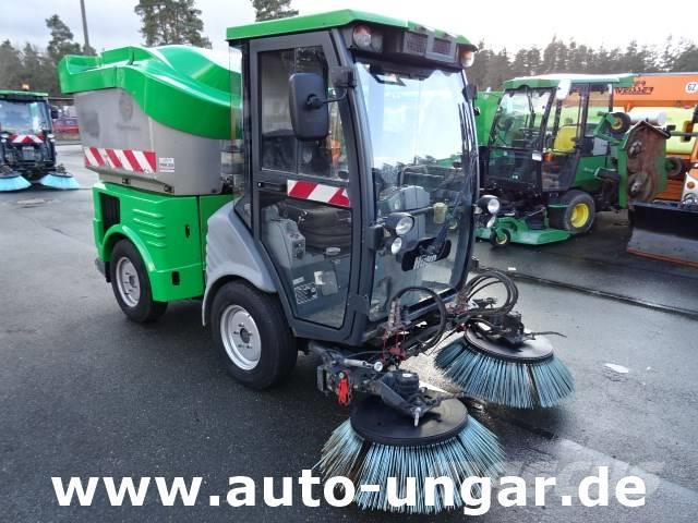 Hako CM 1250 Bj. 2013 4x4 Gehsteig Kehrmaschine 153 3