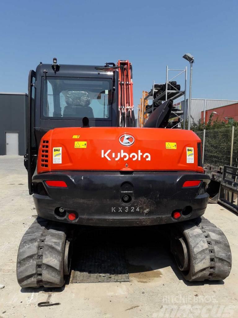 Kubota KX 080-4 alpha