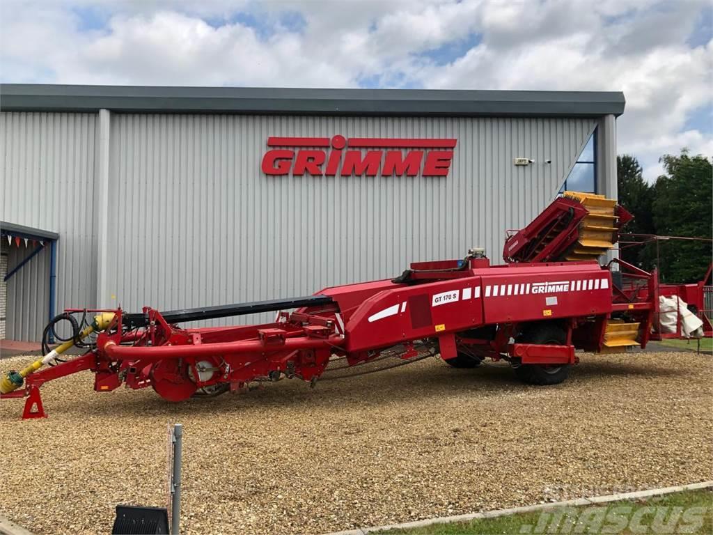 Grimme GT170S-DMS - 45000632