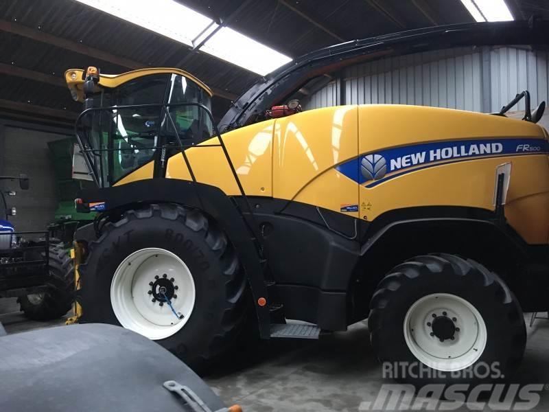 New Holland FR500
