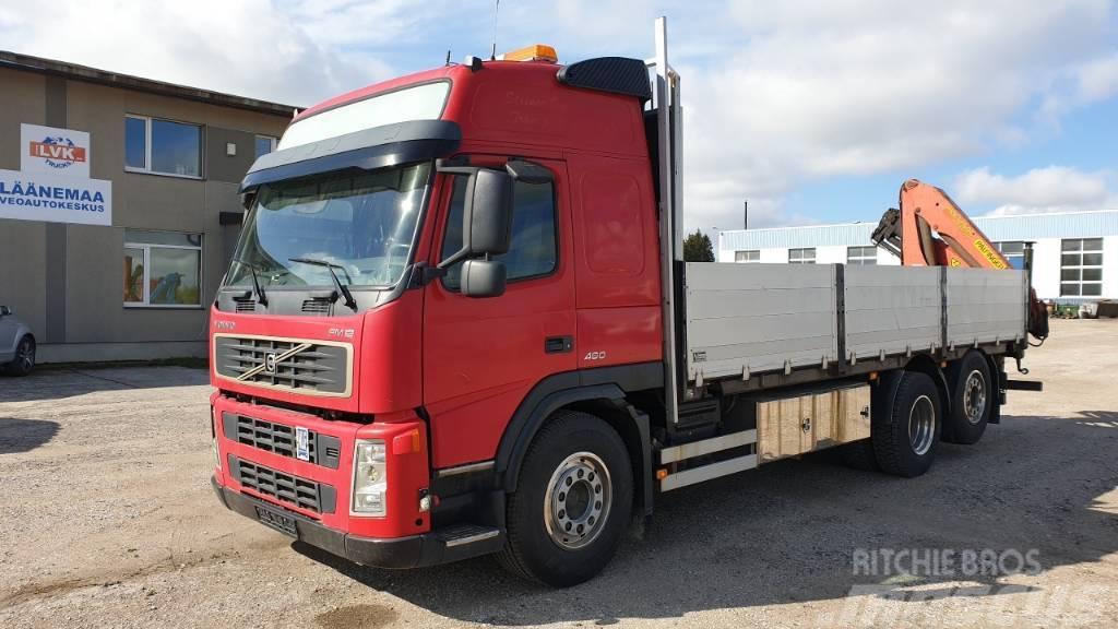Volvo FM460 6X2*4
