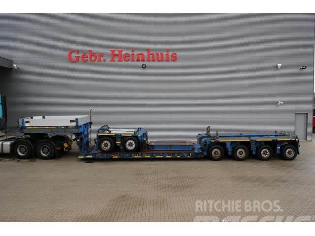 Goldhofer S-THP/XLE 6 2+4 Pendel-X 5.5 M Extand. + 2.5 M Ext