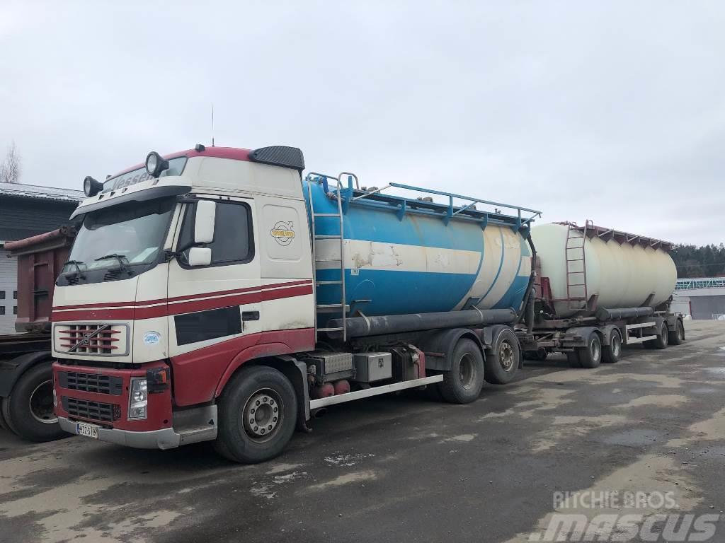 Volvo FH12 460 6x2 +Briab 2+2