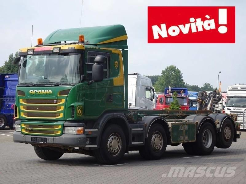 Scania G 480 (PM1160)