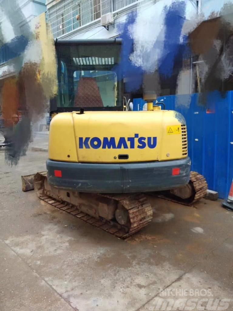 Komatsu PC 56-7