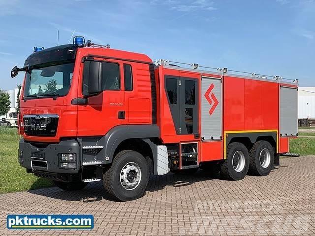 MAN TGS 33.400 BB-WW 6x4 Fire Engine - NEW