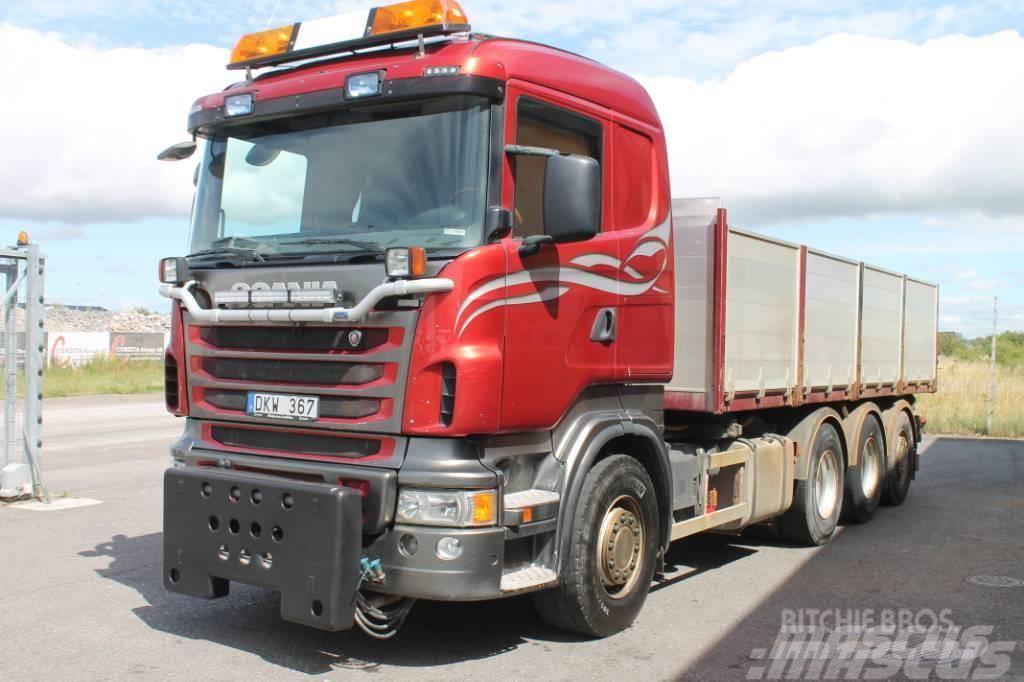 Scania R480LB8X4*4HNA Euro 5