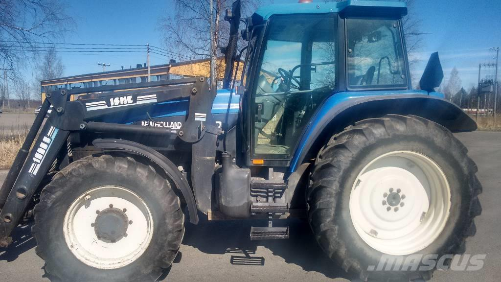 New Holland 8160 RC Turbo
