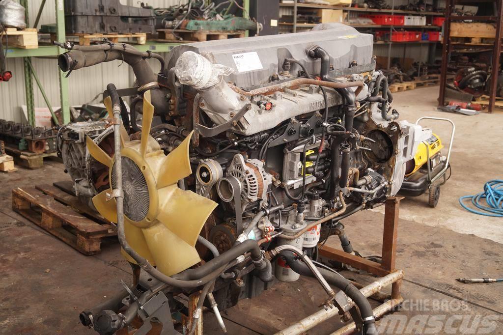 Renault Premium 440 DXI / Complete engine
