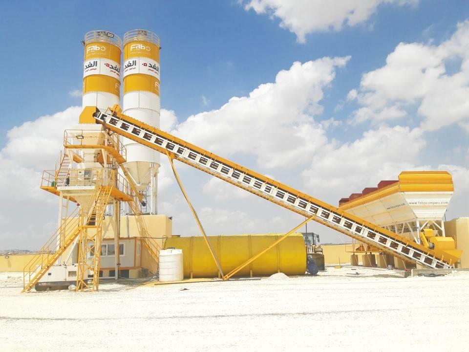 [Other] POWERMIX-100 STATIONARY CONCRETE BATCHING PLANT