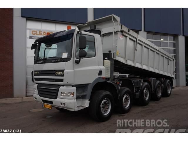 Ginaf X 5350 TS 10x6 Euro 5 Ruizeveld 24m3