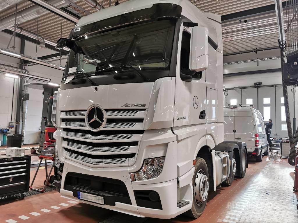 Mercedes-Benz Actros IV 2546 LS 6x2 Pusher