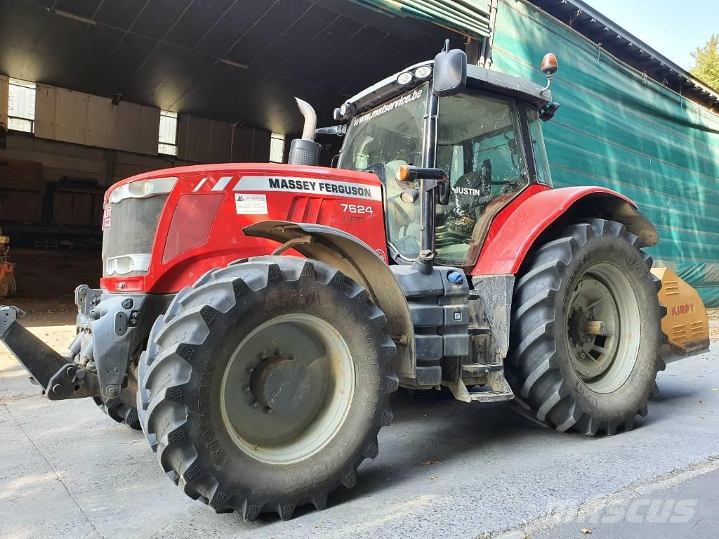 Massey Ferguson 7624 DYNA-6 EFFICIENT