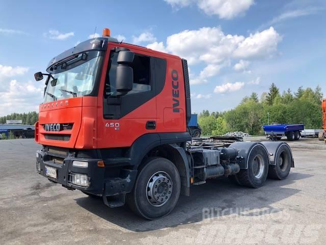 Iveco Trakker 440T45