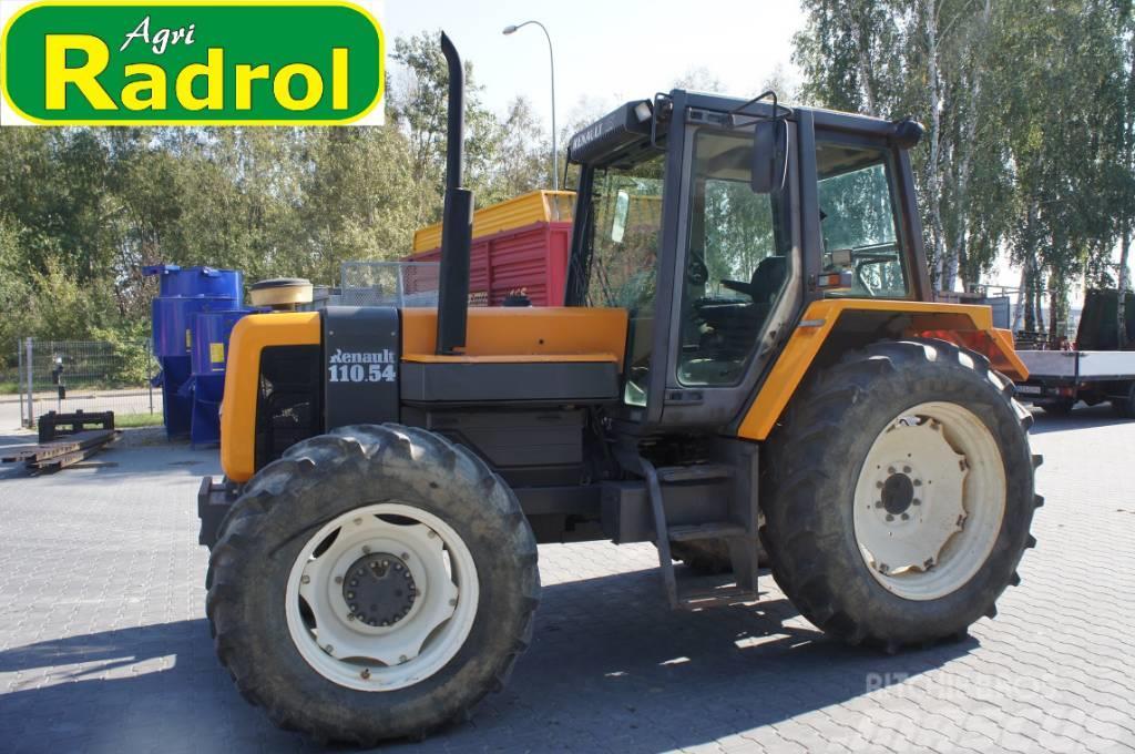 renault 110 54 preis baujahr 1995 gebrauchte traktoren gebraucht kaufen und. Black Bedroom Furniture Sets. Home Design Ideas