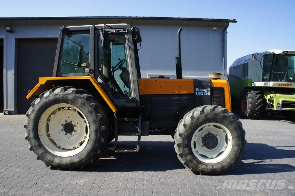 used renault 110 54 tractors year 1995 price us 13 304 for sale mascus usa. Black Bedroom Furniture Sets. Home Design Ideas