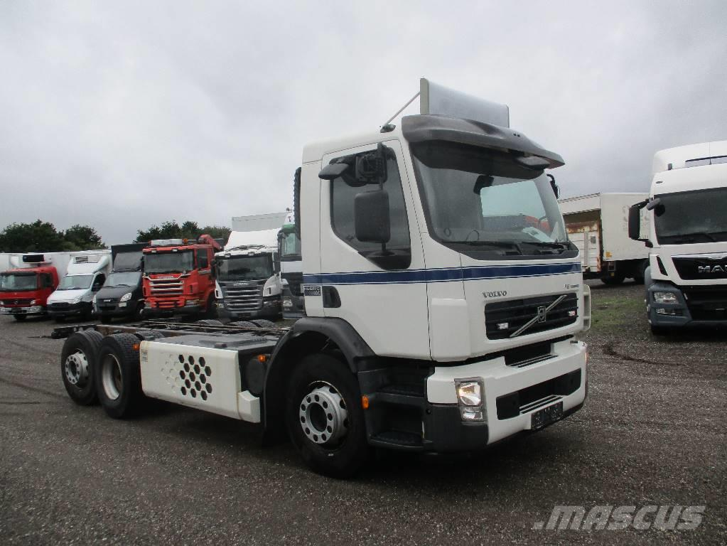 Volvo fe 340 chassis aut, hybrid