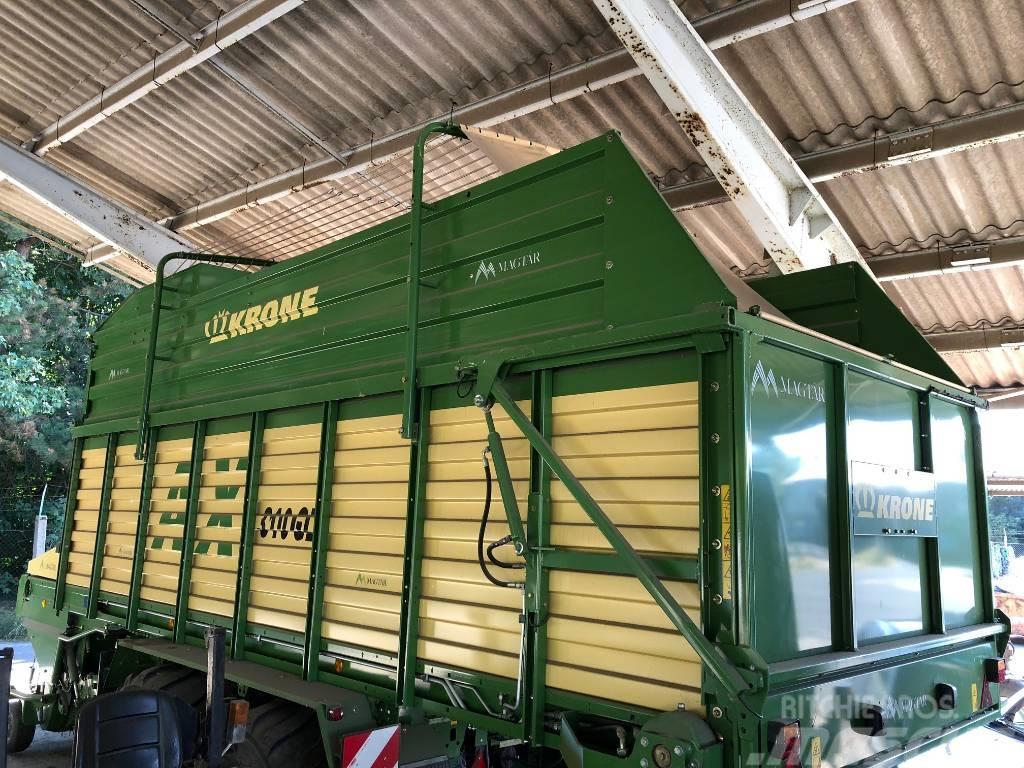 Krone AX 310 GL
