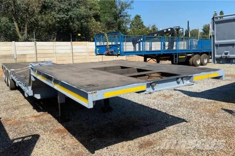 [Other] Martin 40ton Tri Axle Lowbed Trailer