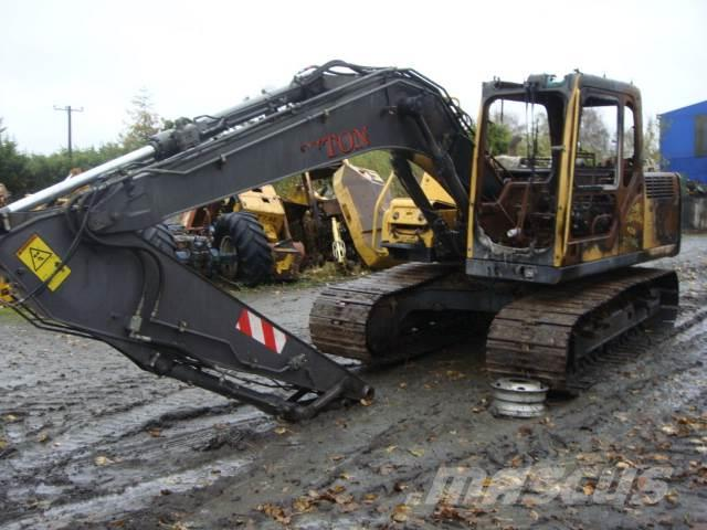 Volvo EC 140 B LC Dismantling for spares only