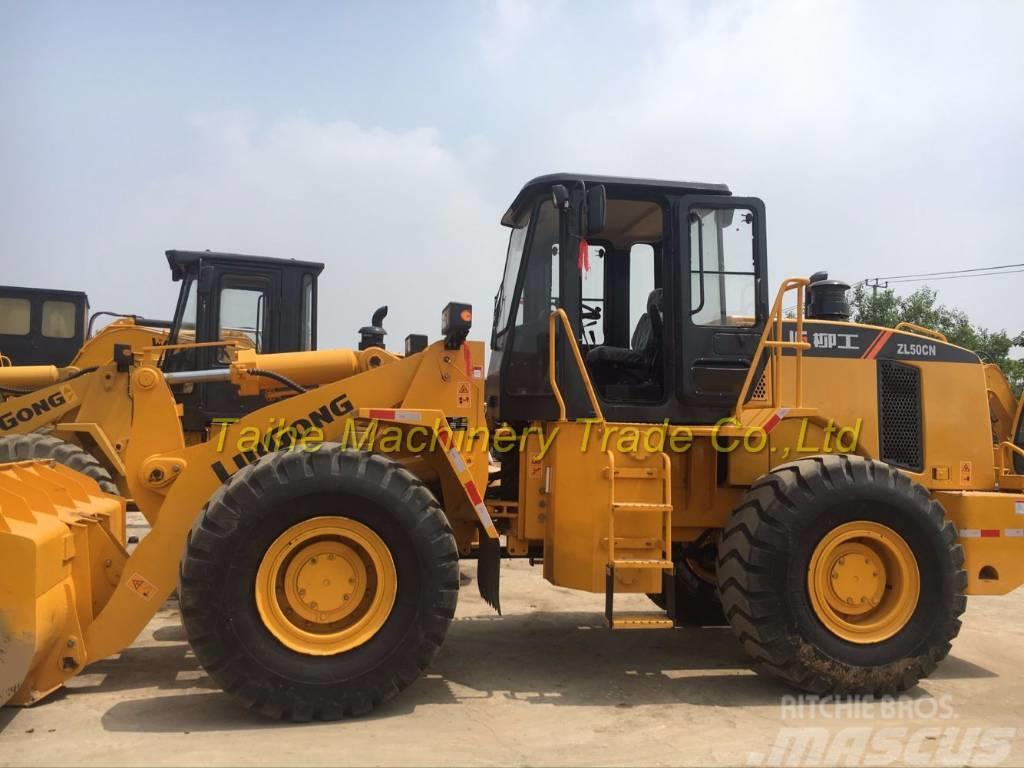 Liugong ZL50CN