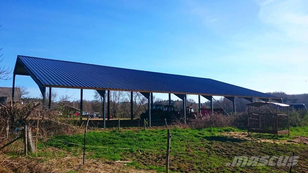 Used Hangar Agricole crop processing and storage units ... - Hangar Agricole