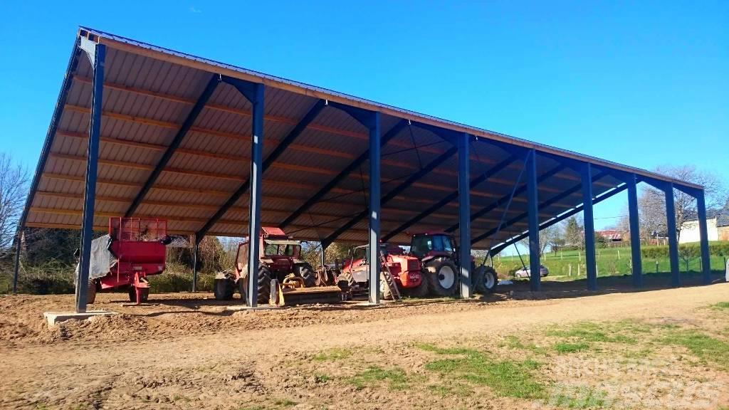 Hangar agricole occasion prix 1 ann e d 39 immatriculation 2016 stockage conditionnement - Hangar photovoltaique agricole ...
