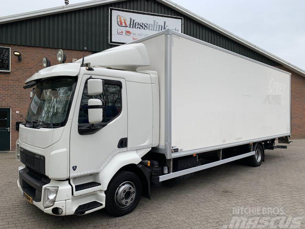 Volvo FL 5 210 7.6m Koffer Sleeper LBW Airco NL Truck