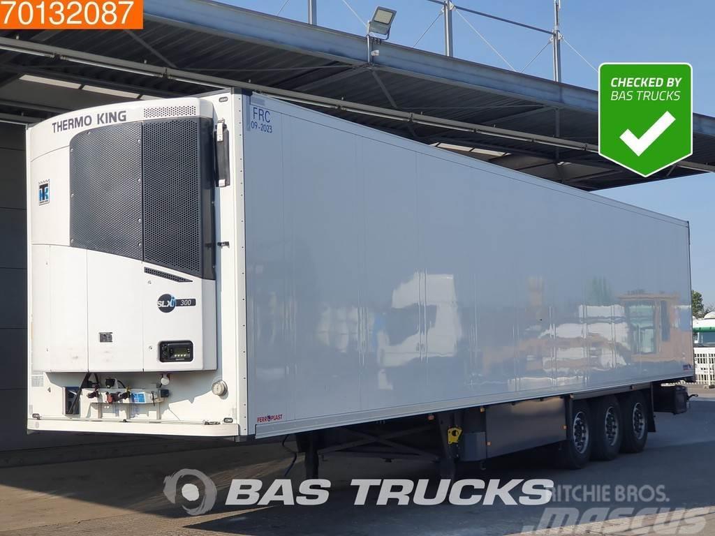 Schmitz Cargobull Thermo King SLXi-300 3 axles Doppelstock Blumenbre