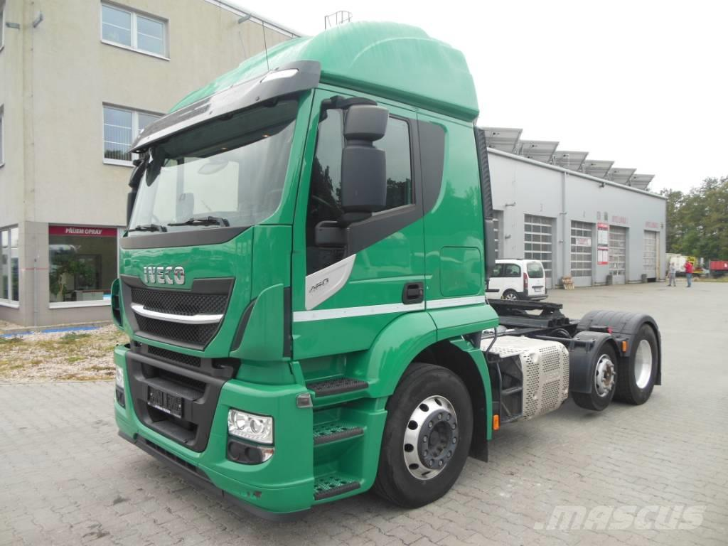Iveco Stralis AT 440 S46 TP