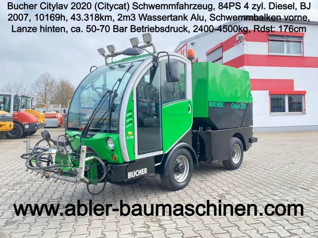 Bucher CityCat 2020