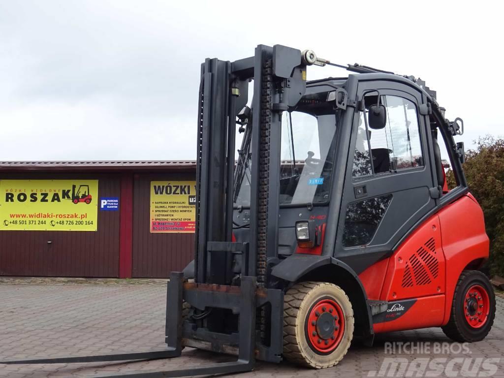 Linde H40T-02