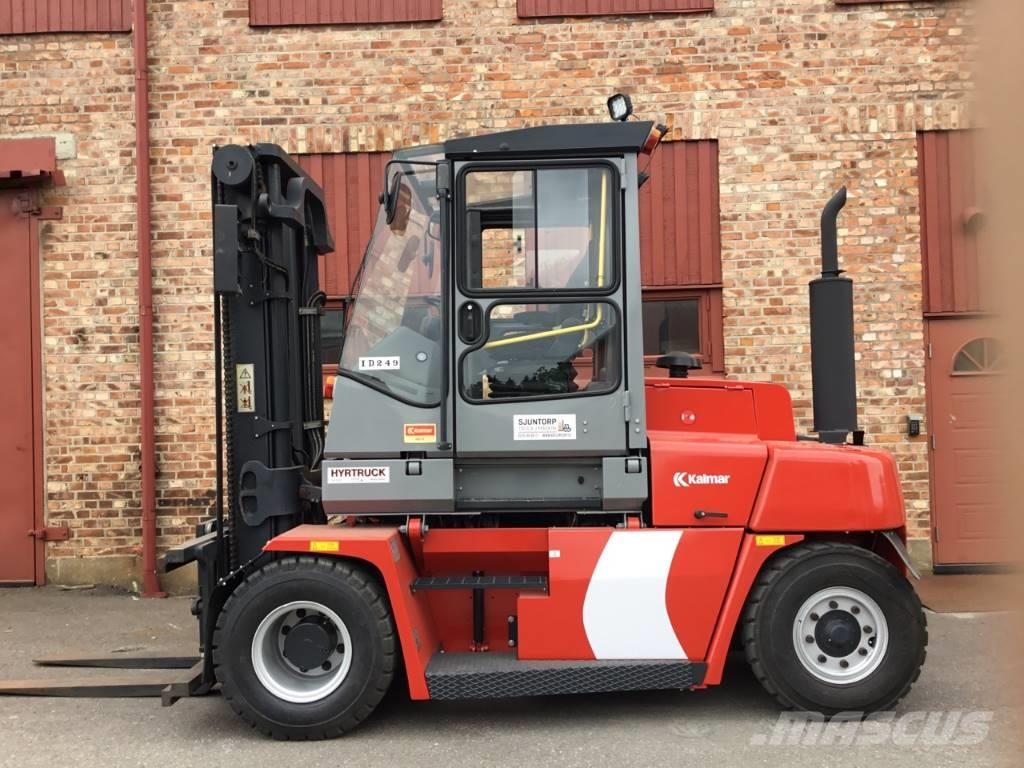 [Other] Dieseltruck Kalmar DCE 70-6